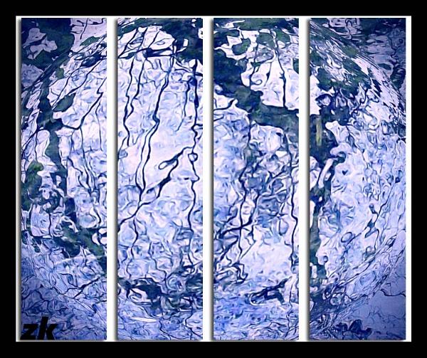 Reflection panels by Mototaur