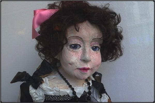 the doll by FabioKeiner