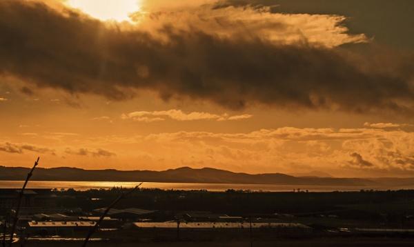 Warm Sky by gc80uk