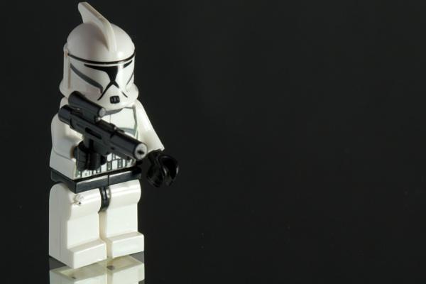 Clone Trooper by kip55