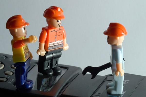 Maintenance Crew by kip55