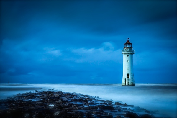 Perch Rock Lighthouse.. by Satlight