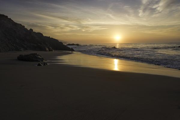 Sunrise Leo Carrillo by BillTheBaer
