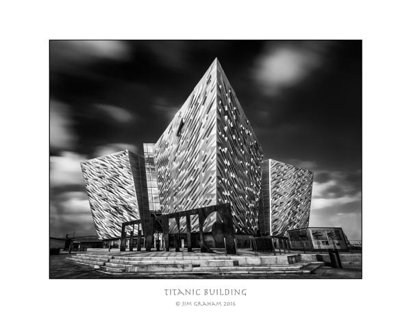 Titanic Building Belfast by bayliner185