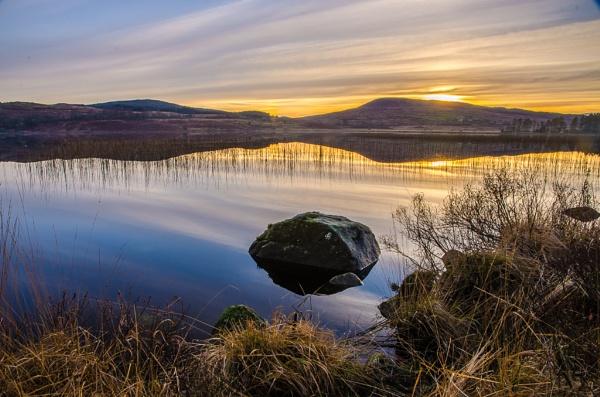 Loch Stroan 3 by seahawk