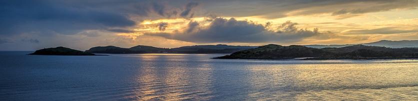 Rough Firth Panorama
