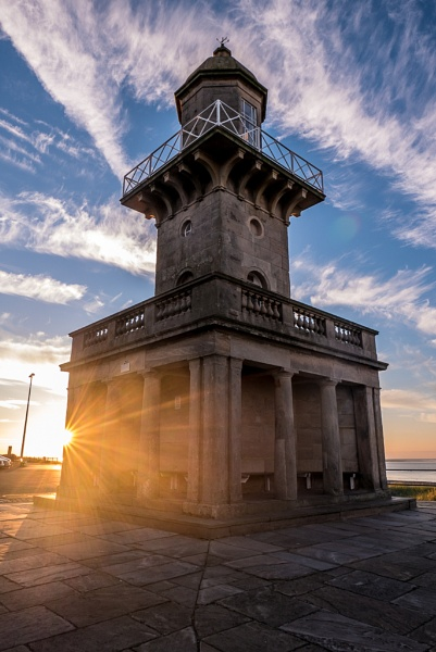 Fleetwood Lighthouse by seahawk