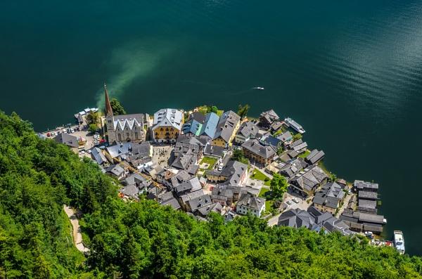 Hallstatt, Austria by seahawk