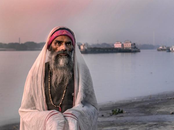 monk by Sandipan