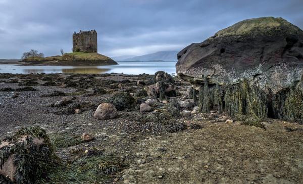 Castle Stalker by bill33