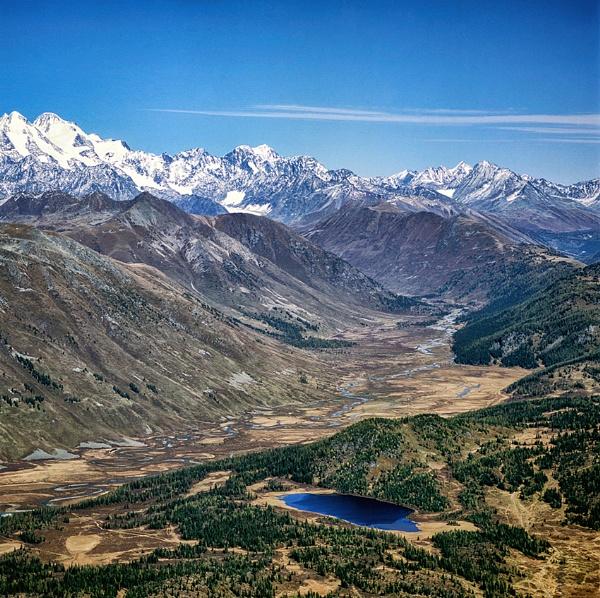 Landscape. Kazakhstan by vladiscom