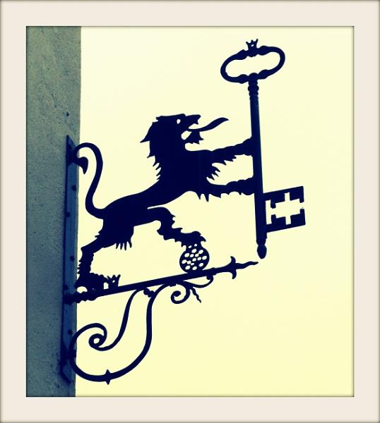 Lion & Key by Philip_H