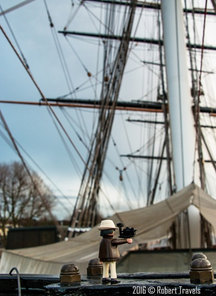 Robert on the Cutty Sark by Cookie_Monster