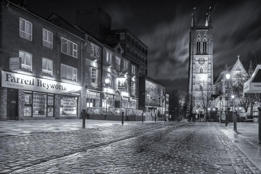 Church Street   Bolton   England