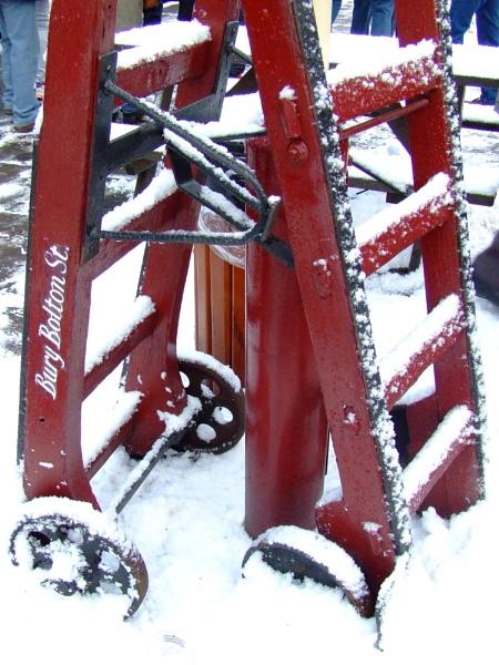 Snowy days by pentaxpatty