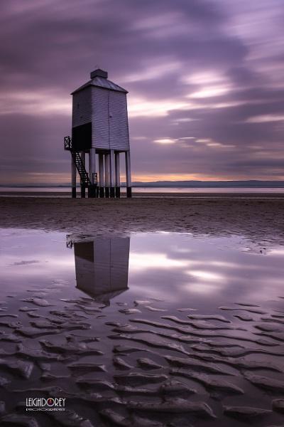 Burnham on Sea Lighthouse by LDorey