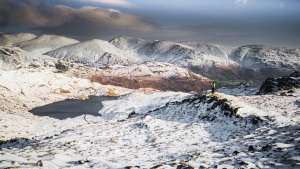 Lakes Winter by gerainte1
