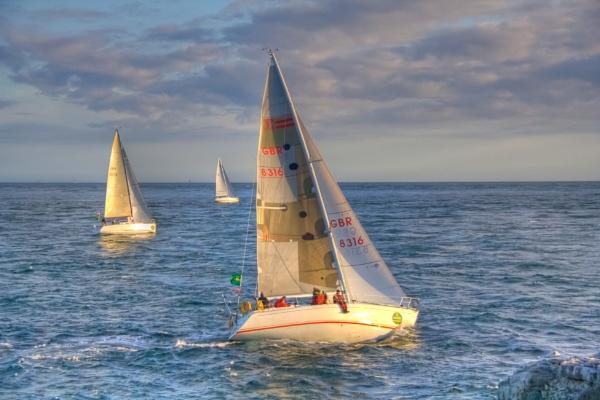 I am sailing by Benjitasphotography