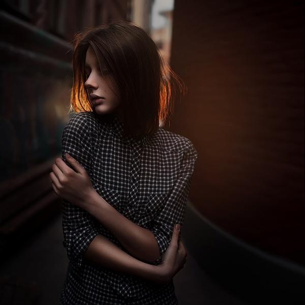 she by RuslanIsinev