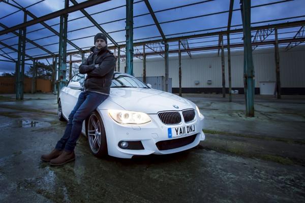 My application as Top Gear presenter. by matthewwheeler