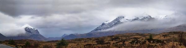 Cloudy Skye by UKmac