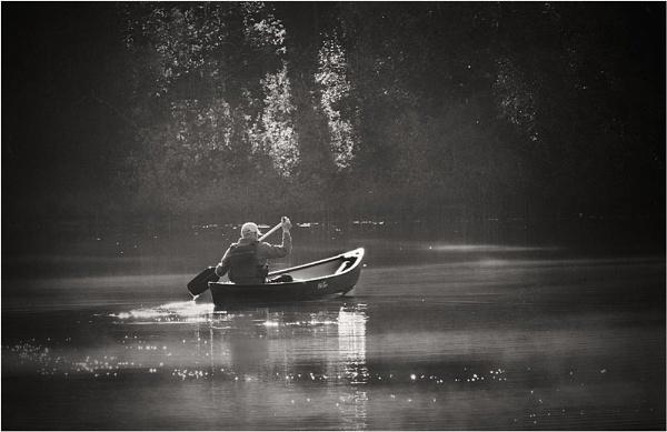 On Loch Ard. by MalcolmM