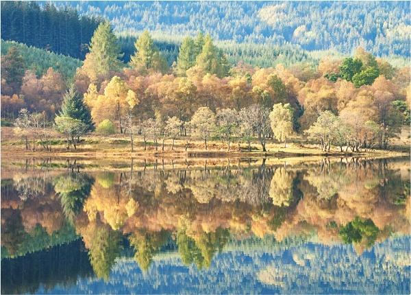 Achray Mirror by MalcolmM