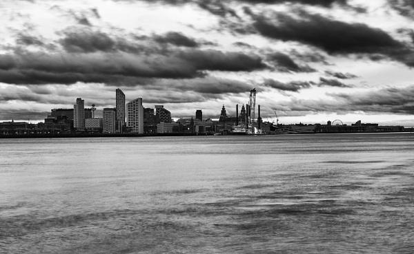 Liverpool skyline. by 55jase