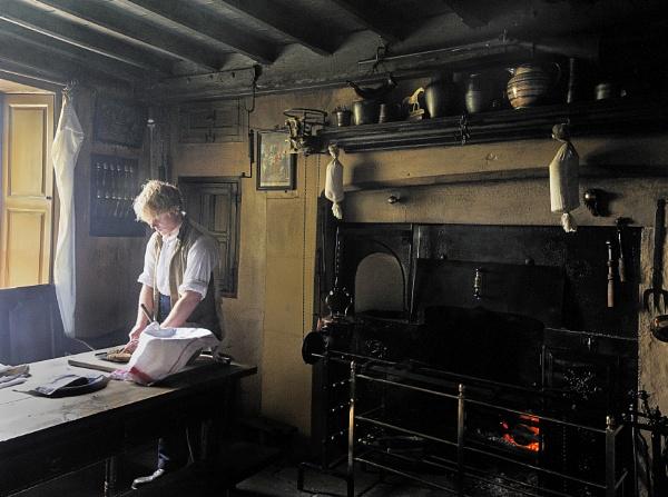 Farmhouse Kitchen by photofrenzy