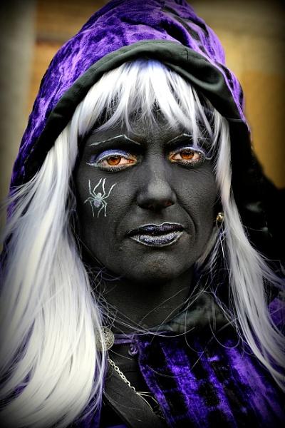 Goth Witch by photofrenzy
