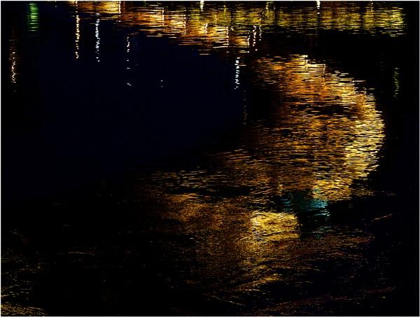 Molten Gold by davewaine