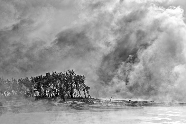 Yenisei River by MarkScheider