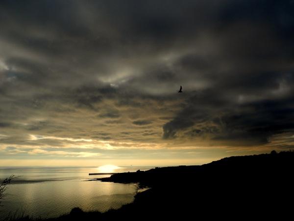 Grumpy sky by nickyv32