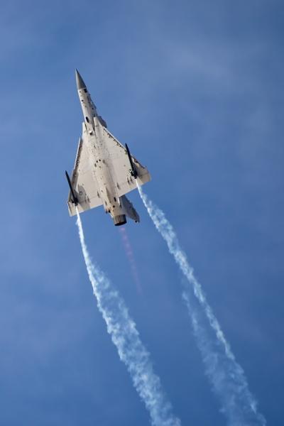 Mirage 2000 No 2 by WorldInFocus