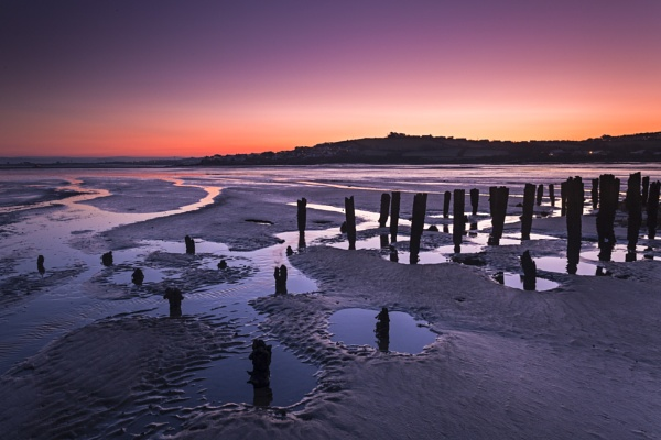 First light over Appledore by JenRogers