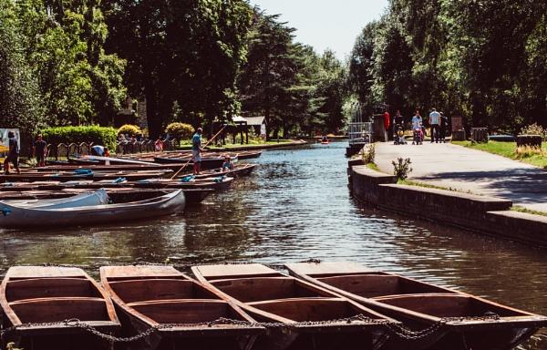 Cambridge by GeoffDuke