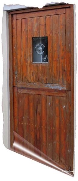 The Door by kaz1