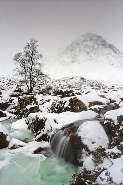 Frozen Falls II by jeanie