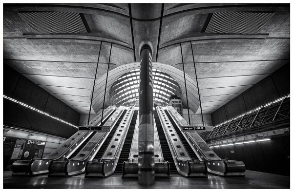 Underground by DaveTurner