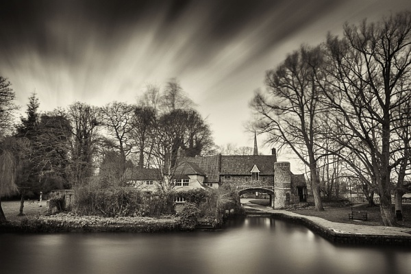 Pulls Ferry, Norwich by DaveTurner