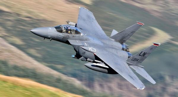F-15 by GerwynJ