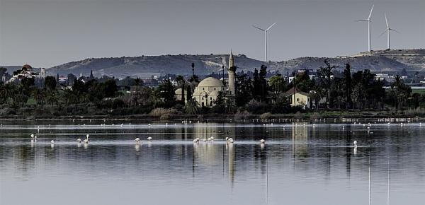 Hala Sultan - Cyprus by jimobee