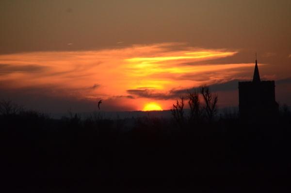 Sunrise over Salph end by cdnikon