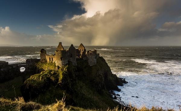Dunluce Castle by PMWilliams