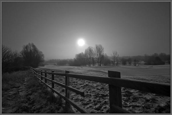 Winter morning by Nobbythenobster2