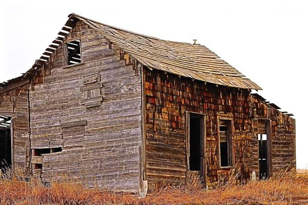 Old  homestead by waltknox
