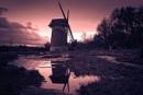 Bidston Windmill by Satlight at 25/02/2016 - 8:44 PM