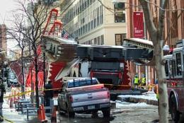 Tragedy in Lower Manhattan