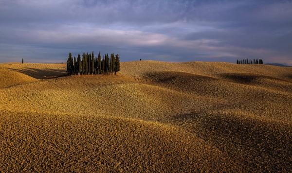 Tuscany Landscape by cuffit