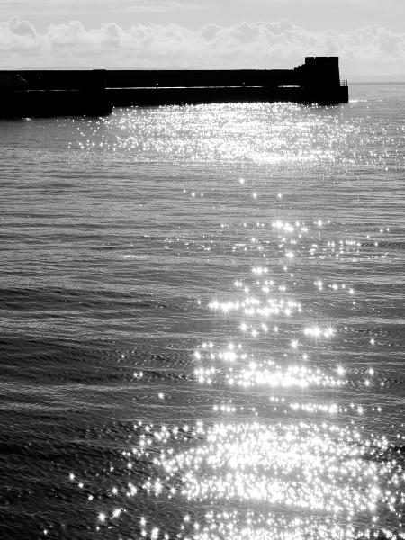 stars on the sea